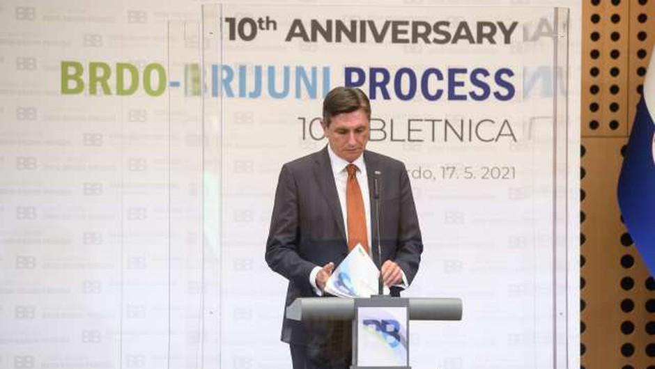 Voditelji procesa Brdo-Brioni pozivajo EU, naj Zahodni Balkan obravnava kot celoto (foto: Nebojša Tejić/STA)