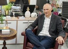 """Dr. Iztok Seljak: """"Zadali smo si cilj, da bo Slovenija do leta 2026 prva država na svetu brez plastenk"""""""