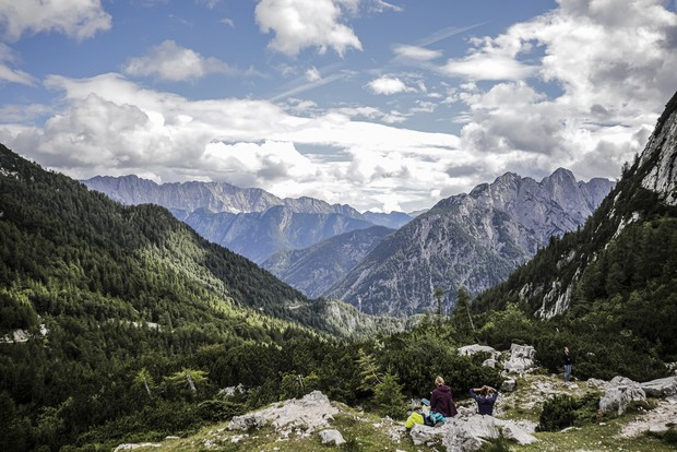 Akcija Očistimo naše gore v skrbi za varnejše planinske poti in postojanke (12. sezona) (foto: PROMO)