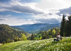 """V Sloveniji gozdove, gore in vodo jemljemo """"kar tako"""" za samoumevno"""