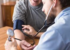 Svetovni dan hipertenzije: Za povišanim krvnim tlakom trpi tretjina odraslih