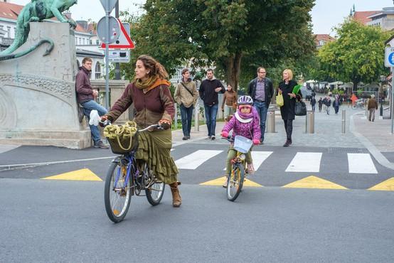 Od danes pa do konca maja po vsej državi poostren nadzor kršitev kolesarjev