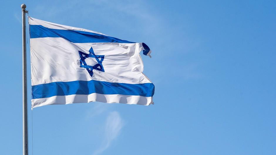 Zaradi izraelske zastave napetosti med Avstrijo in Turčijo (foto: Profimedia)