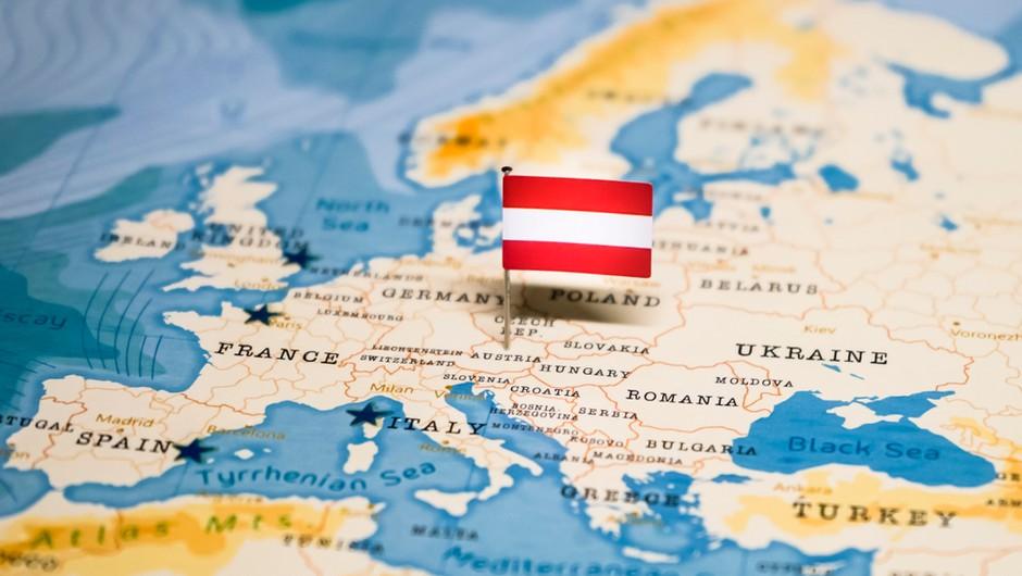 Za vstop v Avstrijo za Slovence poslej ni več potrebna karantena (foto: Shutterstock)