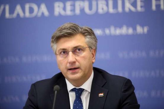Plenković napovedal proizvodnjo sestavin za Pfizrjevo cepivo na Hrvaškem