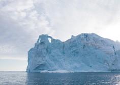 Od Antarktike se je odlomila največja ledena gora na svetu