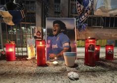 Sedem ljudi osumljenih za umor Maradone