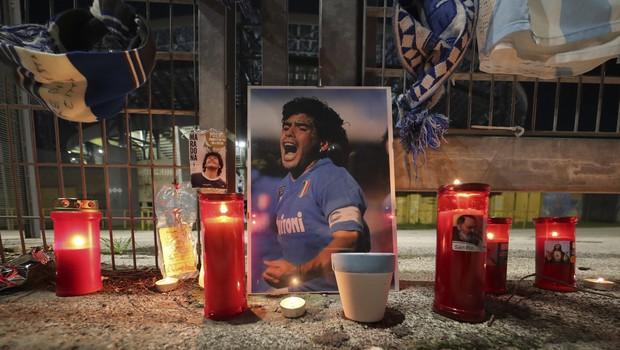 Sedem ljudi osumljenih za umor Maradone (foto: Profimedia)