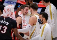 V končnici ameriške košarkarske lige vsi trije Slovenci, prvi na parket Dragić