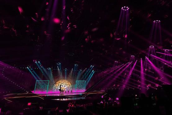 Finalni večer tekmovanja za pesem Evrovizije brez slovenske predstavnice