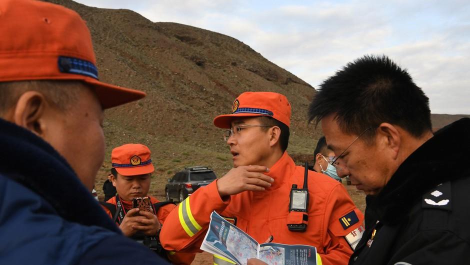 Nenadno poslabšanje vremena usodno za najmanj 21 maratoncev na Kitajskem (foto: profimedia)
