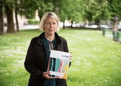 """Barbara Rigler: """"Pisateljski, novinarski in učiteljski poklic so nujni za ohranjanje družbenega kompasa!"""""""