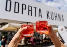 Odprta kuhna v Ljubljani se vrača vsak sončni petek med 10. in 22. uro
