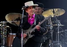 Ameriški kantavtor Bob Dylan danes praznuje 80 let