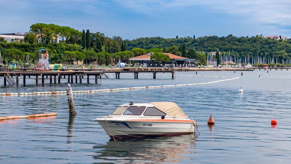 Slovenska obala se pospešeno pripravlja na poletno turistično sezono (foto: profimedia)