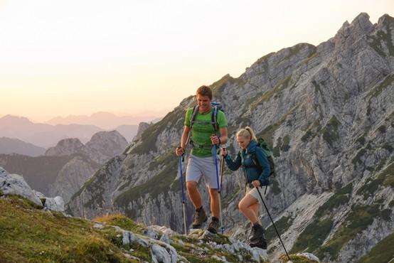 Osem najboljših planinskih poti v Sloveniji v letu 2021 (tehnično zahtevne in lažje dostopne)