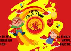 15. Mednarodni festival »Igraj se z mano« v živo in po spletu