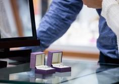 Prodajalka nakita na TikToku razkrinkala moškega, ki je kupil dva prstana - za ženo in ljubico!