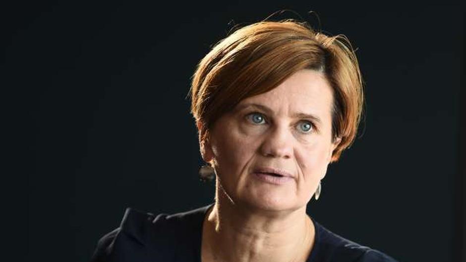 Izšla je Evidenca, nov kriminalni roman Mojce Širok (foto: Tamino Petelinšek/STA)