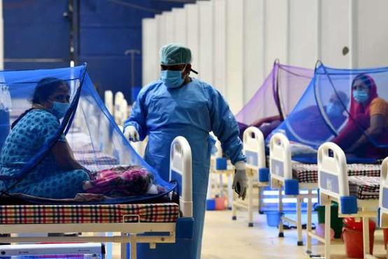 Iz Indije poročajo o novih oblikah nevarnih glivičnih okužb pri covidnih bolnikih