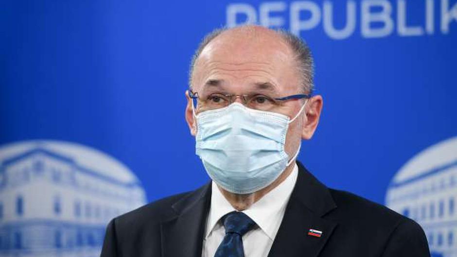 Kacin: Precej več cepiv proti covidu-19 bo na voljo junija (foto: Nebojša Tejić/STA)
