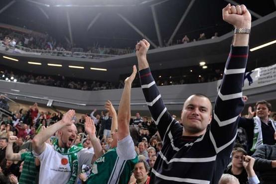 Po dolgem času se v Stožice vračajo gledalci, nocoj prva tekma finala državnega prvenstva v košarki