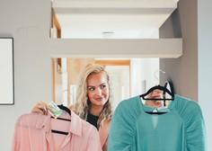 Tjaša Kokalj Jerala je master v modi, a tudi v spletnem nakupovanju (to so njene izkušnje in triki)