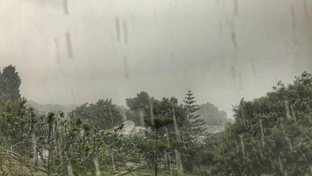Marsikje težave zaradi nalivov, ponekod klestila toča (foto: Profimedia)