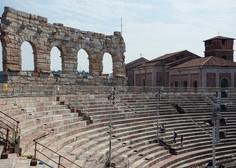 Arena v Veroni kot prvo evropsko prizorišče s 6000 sedeži