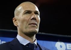 Pri Realu potrdili: Zidane odhaja