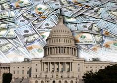 Ameriški proračun za 2022 velik zajetnih 6.000 milijard dolarjev