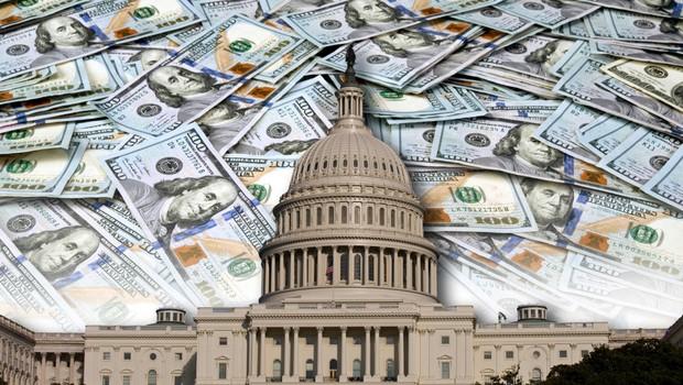 Ameriški proračun za 2022 velik zajetnih 6.000 milijard dolarjev (foto: Shutterstock)