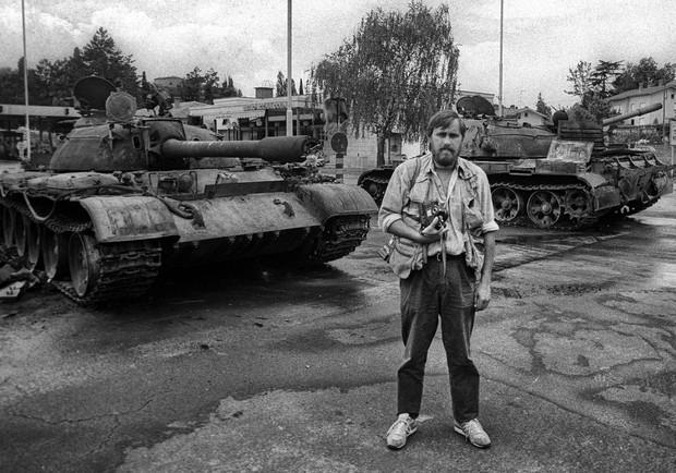 Srdjan Živulović - od prvega fotoaparata pri trinajstih letih do Pulitzerjeve nagrade (foto: Srdjan Živulović)