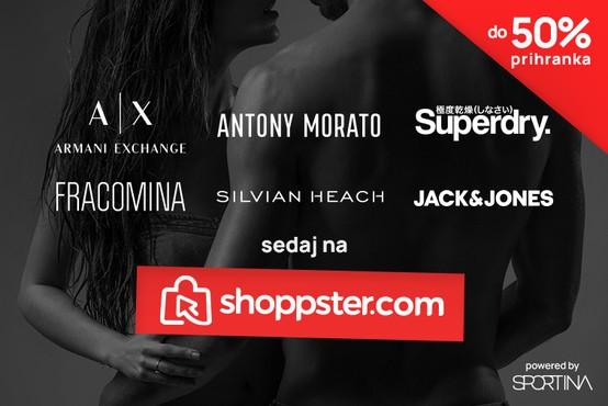 Sportina Group postaja strateški partner platforme Shoppster