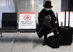 Bruselj osvežil priporočilo glede omejitev potovanj