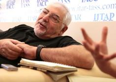 """Jorge Bucay: """"Ne pravim, da bo hitro, pravim pa, da se bližamo izhodu (iz pandemije)!"""""""
