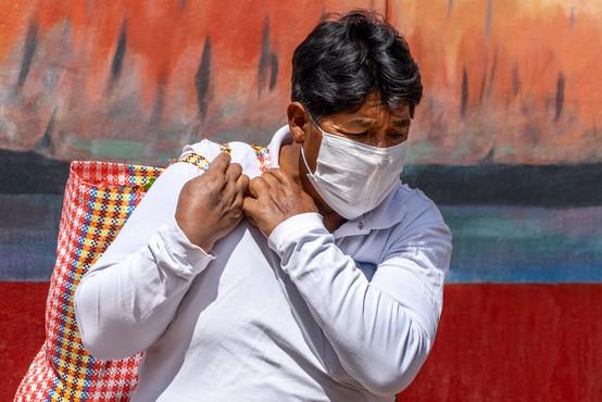 Peru je po ponovni preučitvi podatkov več kot podvojil število smrtnih žrtev covida-19