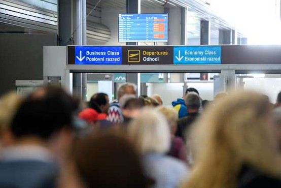 Letalski potnik bo na razširjenem brniškem terminalu spoznaval identiteto Slovenije