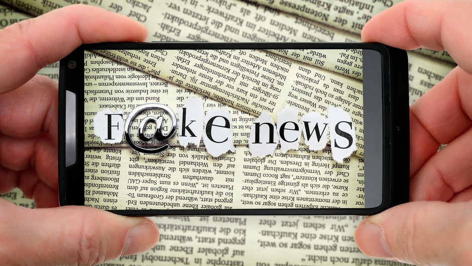 Trije od štirih Američanov precenjujejo svojo sposobnost prepoznavanja lažnih  novic (foto: profimedia)