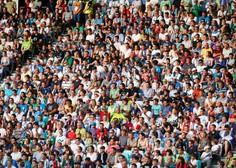 Na kulturnih in športnih prireditvah po novem do 75 odstotkov razpoložljivih sedišč