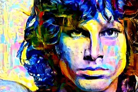 Zakaj se je Jim Morrison, pevec skupine The Doors, pretvarjal, da je njegova družina mrtva?