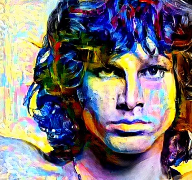 Zakaj se je Jim Morrison, pevec skupine The Doors, pretvarjal, da je njegova družina mrtva? (foto: profimedia)