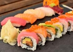 Japonska hrana je lahko tudi vznemirljivo nevarna in draga