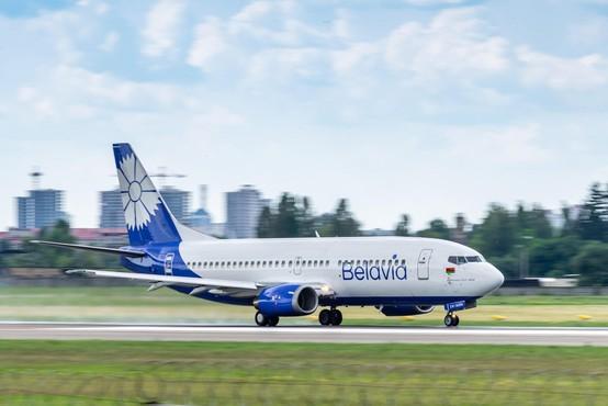 Zračni prostor članic EU poslej zaprt za beloruska letala