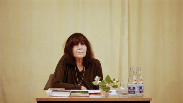 Slovo avstrijske pisateljice, dame eksperimentalne literature Friederike Mayroecker (foto: profimedia)