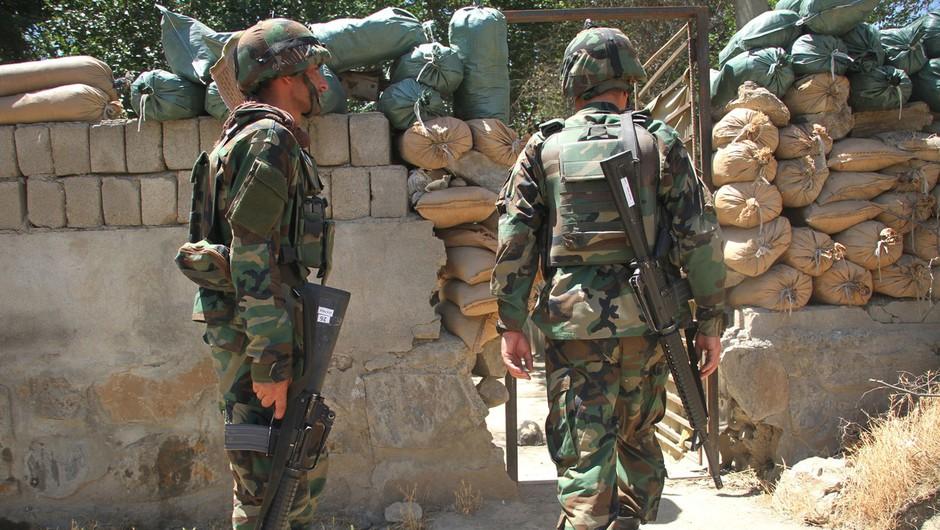 Pred umikom iz Afganistana bodo nemški vojaki brez piva, zaloge pa bodo romale domov (foto: profimedia)