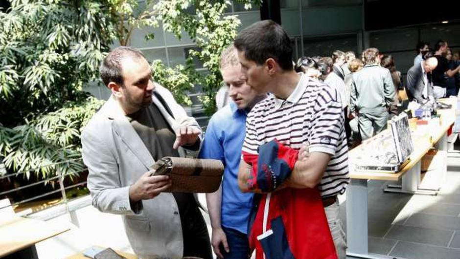 12 odstotkov Slovencev namerno kupuje ponaredke (foto: Stanko Gruden/STA)