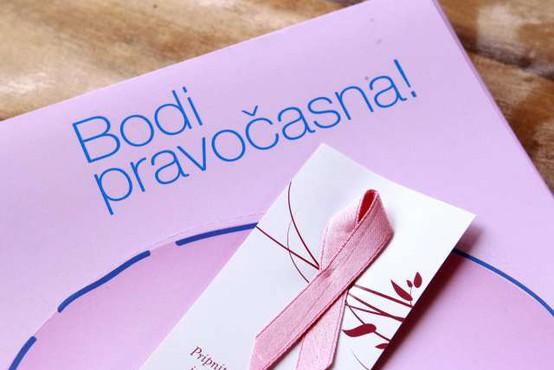 V Sloveniji odslej na voljo zdravilo za enega od podtipov raka dojk