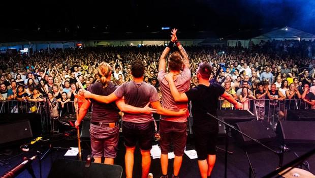 """Slovenski rockerji IMSET z """"All The Same"""" med najboljšo deseterico na svetu (foto: IMSET Press)"""