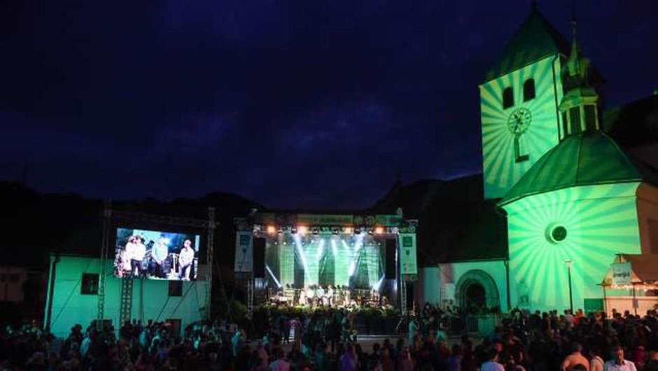 Po letu dni premora se julija v Laško vrača festival Pivo in cvetje (foto: Nebojša Tejić/STA)